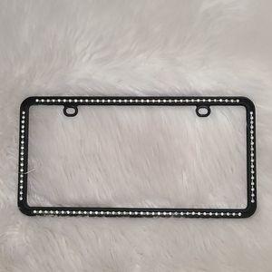⭕5/$25⭕ New! Bling License Plate Cover Frame